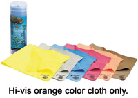 Frogg Toggs Hi-Vis Orange Chilly Pads