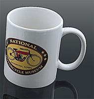 National Motorcycle Museum Coffee Mug