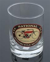 National Motorcycle Museum Clear Tumbler