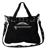 Rebel Girl Eyelet Bag