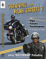 Surviving the Mean Streets 2 DVD