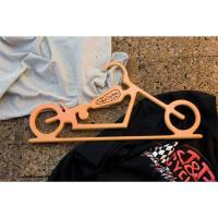 Caveys Creations Chopper Coat Hanger