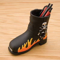 JBN Custom Boot Pencil Holder