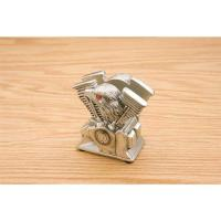 JBN Custom V-Twin Business Card Holder with Eagle