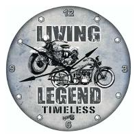 Living Legend Wall Clock