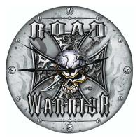 Road Warrior Wall Clocks