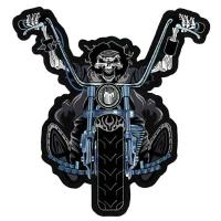Lethal Threat Death Rider Embroidered Patch