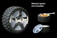 Wrenchware, Inc. Nobby Tire Bowl