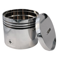 Novello Piston Chrome Bank