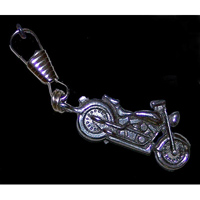 Softail Zipper Pull