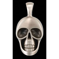 Bico Morty Silver-Plated Pewter Pendant