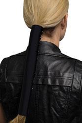 Hair Glove 4″ Black Neoprene Hair Wrap