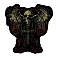 Flying Skull Patch