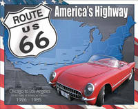 Nostalgic Images Route 66 - 1926-1985 Collector Metal Sign