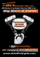 Big Bore and Cams DVD