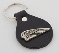 Motorcycle Headdress Key Fob