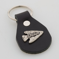 Motorcycle Arrow Head Key Fob