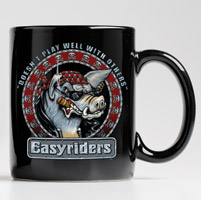 Easyriders Doesn't Play Well Mug