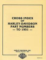 OEM Cross Index thru 1951