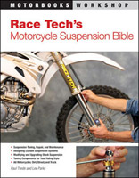 Motorbooks International Race Tech's Motorcycle Suspension Bible Book