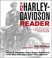 Motorbooks International The Harley-Davidson Reader Book