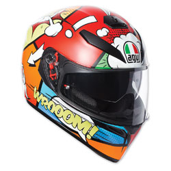 AGV K-3 SV Balloon Full Face Helmet
