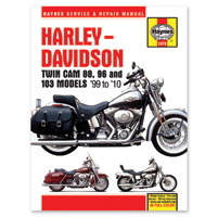 Haynes Twin Cam 88 1999-2010 Repair Manual