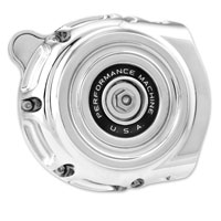 Performance Machine Vintage Air Cleaner Chrome
