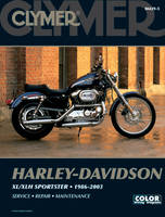 Clymer Sportster Repair Manual