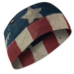 ZAN headgear SportFlex Series Patriot Headband