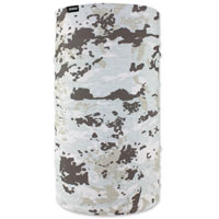 ZAN headgear Fleece Lined Winter Camo Motley Tube