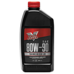 Twin Power Transmission Gear Lube 80W90 Quart