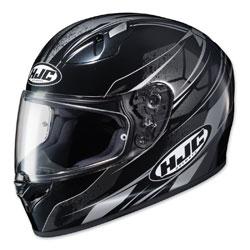 HJC FG-17 Toba Black/Silver Full Face Helmet