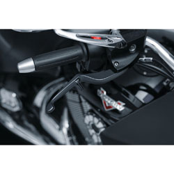 Kuryakyn Gloss Black Trigger Levers