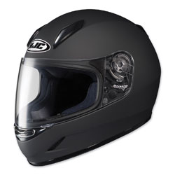 HJC CL-Y Youth Matte Black Full Face Helmet