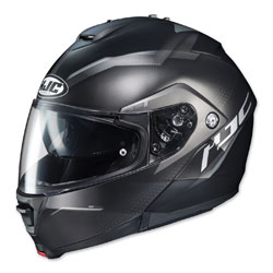 HJC IS-MAX II Dova Black/Gray Modular Helmet