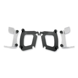 Memphis Shades Bullet Fairing Black Trigger-Lock Mount Kit