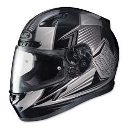 HJC CL-17 Striker Black/Gray Full Face Helmet