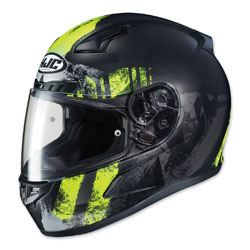 HJC CL-17 Arica Hi-Viz/Black Full Face Helmet