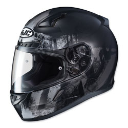 HJC CL-17 Arica Black/Gray Full Face Helmet