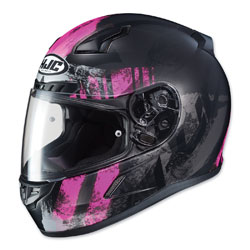 HJC CL-17 Arica Pink/Black Full Face Helmet