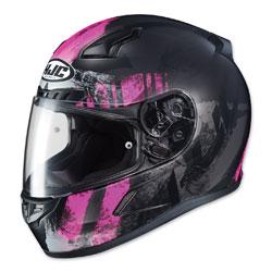 HJC CL-17 Arica Pink/Black Full Face Helmet
