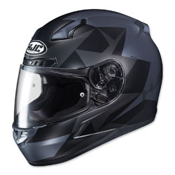 HJC CL-17 Ragua Gray/Black Full Face Helmet