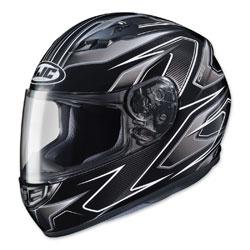 HJC CS-R3 Spike Black/Gray Full Face Helmet