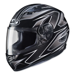 HJC CS-R3 Spike Black/Gray Full Face Helmet