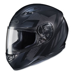 HJC CS-R3 Treague Black/Gray Full Face Helmet