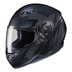 HJC CS-R3 Treague Black/Gray Full Face Helmet