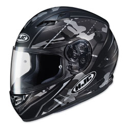 HJC CS-R3 Songtan Black Camo Full Face Helmet