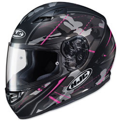 HJC CS-R3 Songtan Black Camo/Pink Full Face Helmet
