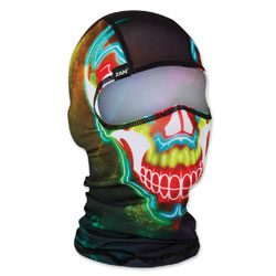 ZAN headgear Electric Skull Balaclava